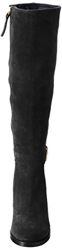 6b Women''s Boots Tommy Black B1285arcelona Hilfiger US0nqx65wt