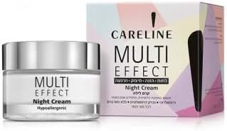 Careline Multi Effect Night Cream, 50ml