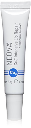 NEOVA Intensive Lip Repair [Complex Cu3], 0.29 Fl Oz (Neova Dna Repair)