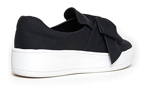 aaa8bb6c08b6a Jual J. Adams Bow Platform Slip on – Trendy Flatform Shoes ...