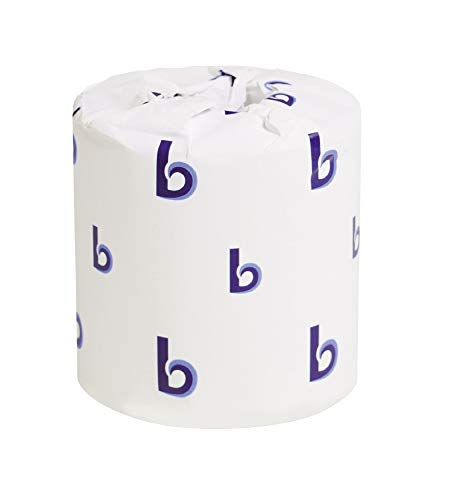 Boardwalk Economy Bath Tissue, 2-Ply (500 Sheets, 96 Rolls) - (Original from manufacturer - Bulk Discount ()