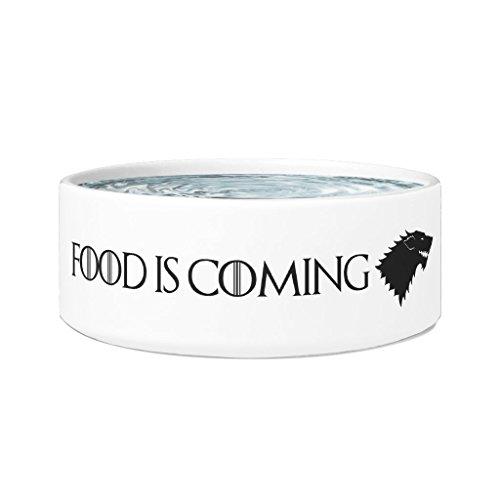 food-is-coming-house-stark-75-x-35-white-ceramic-dog-bowl-plate-funny-pet-gift-inspired-by-game-of-t