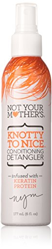 (Not Your Mother's 6 oz Knotty To Nice Conditioning Detangler)