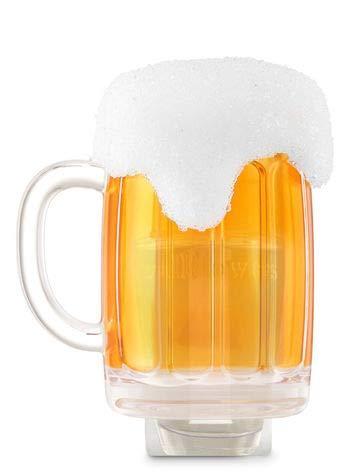 Bath and Body Works Beer Mug Wallflower Plug In Plus Lavender Woods Refill Bulb Bundle
