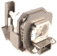 Panasonic PT-AX100U Projector lamp Replacement Bulb with housing Replacement lamp