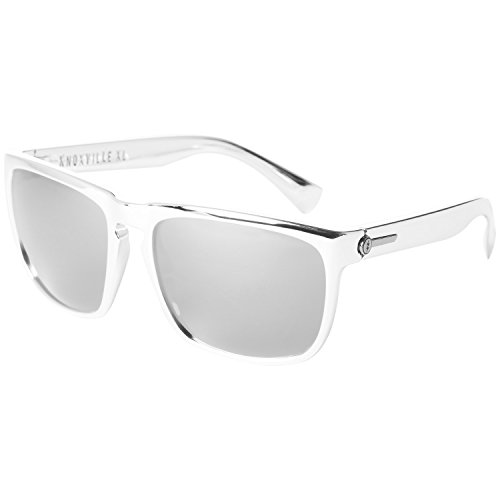 Electric Silver Sunglasses - 1