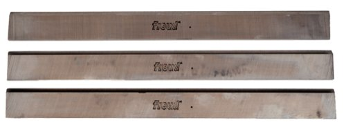 "Freud 8"" x 3/4"" x 1/8"" High Speed Steel Industrial Planer and Jointer Knives (C460)"