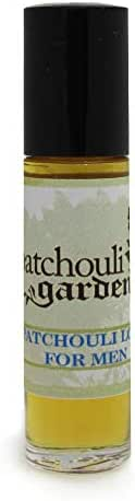 Patchouli Garden - Patchouli Love for Men Perfume Roll-on