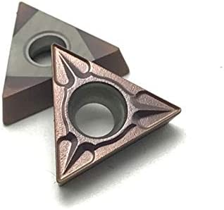 10pcs TCMT16T304 VP15TF Externe Drehwerkzeug Hartmetalleinsatz Hohe Qualität TCMT Lathe Cutter Carbide Wendeschneidhartmetall-Schneid