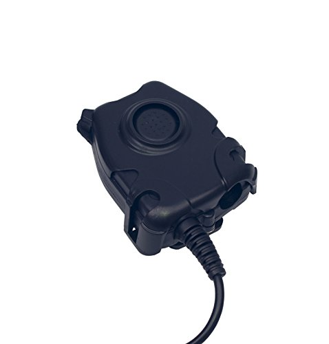 Coodio 3.5mm Jack Plug Tactical Military Army Outdoor ...