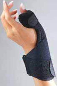25-170002 Splint Thumb C3 Microban Deluxe Universal Black Part# 25-170002 by Fla Orthopedics Inc Qty of 1 Unit