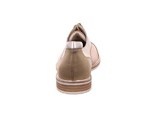 Femme Chaussures pour Beige à de Ville Everybody Lacets daqwURUH