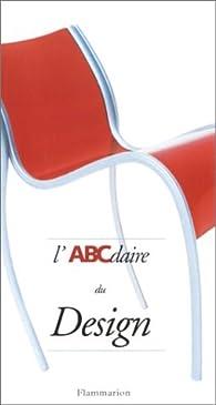 L'ABCdaire du design par Valerie Guillaume