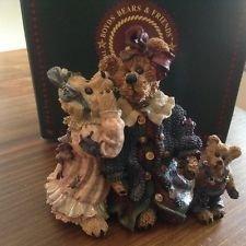 Boyds Bears Louella & Hedda - The Secret Statue