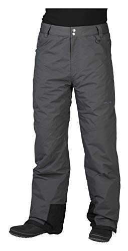 Arctix Women's Mountain Ski Pant, Charcoal, Large