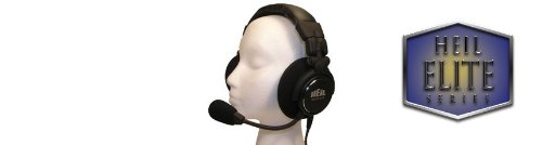 Heil PSE-IC Headset & boom mic, deluxe, (Heil Pro Set)