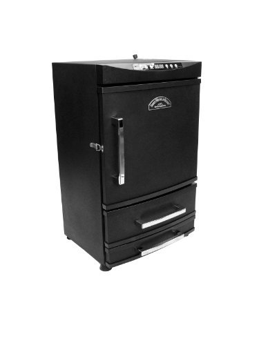 Smoky Mountain Vertical Two Drawer Electric Smoker - 32in.,