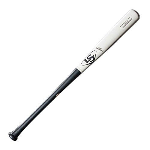 (Louisville Slugger- 2019 MLB Prime Maple M110 White Stripe Baseball Bat Size:)