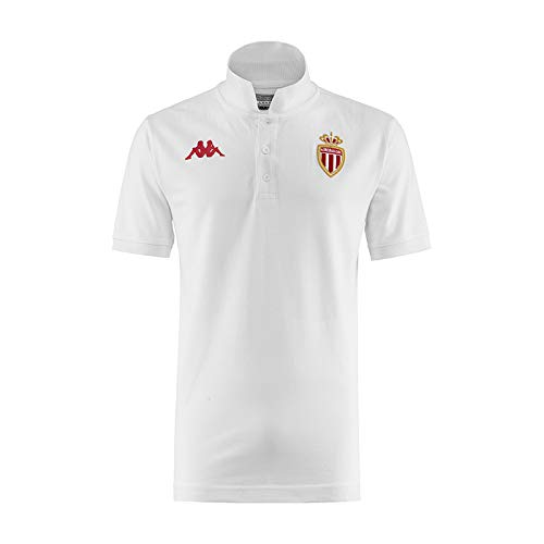 Kappa Polo Zoschi 3 As Mónaco, Unisex Adulto: Amazon.es: Ropa y ...