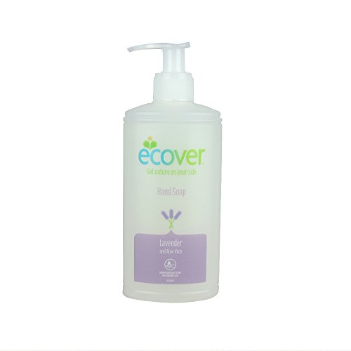 Ecover Hand Soap - Ecover - Hand Soap - Lavender and Aloe Vera - 500ml (Case of 6)