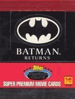 1991 Topps Stadion Club Batman Return Box by Topps