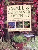 img - for Small & Container Gardening book / textbook / text book