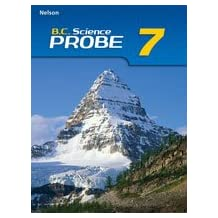Nelson B.C. Science Probe 7: Student Text