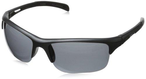 Arsenal Plasma Polarized Rimless Sunglasses,Satin Graphite,61 - Sunglasses Lightest Weight Polarized