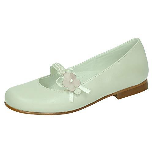 d75adc5680c BAMBINELLI 5235 COMUNIÓN Flor Bambi NIÑA Zapato COMUNIÓN  Amazon.es  Zapatos  y complementos