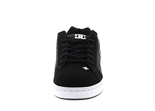 Basses Sneakers Homme Wash Apparel DC Black Se Net Destroy 7Rvqxp