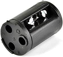 4 Piezas Conector de Cable IP68 Impermeable Cajas de Empalmes para ...