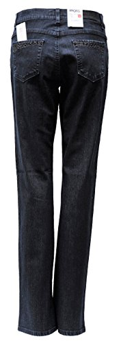 Angels Jeans - Jeans - Femme Bleu bleu fonc