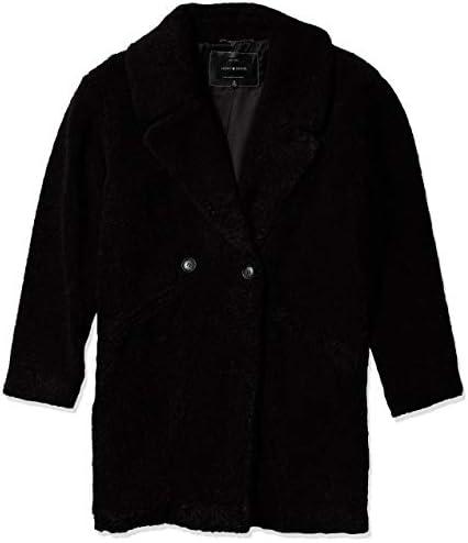 Lucky Brand Women`s Teddy Coat