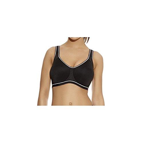 FREYA Women's Active Underwire Moulded Sports Bra, Storm,...