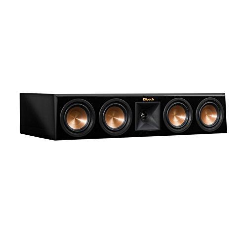 Klipsch RP-440C Piano Black Center Channel Speaker