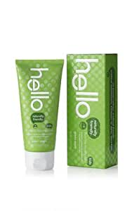 Hello Kids Toothpaste, Green Apple, 4.2 Oz
