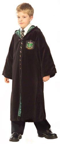 Premium Slytherin Robe Costume - Medium -