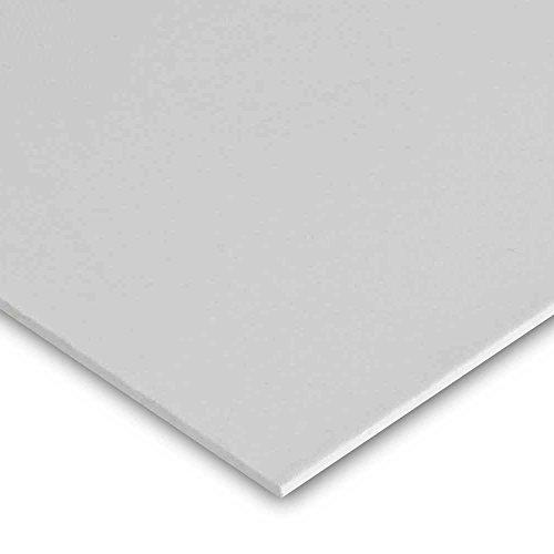 - Falken Design HIS-WH-0.060/1010 High Impact Styrene Sheet 1/16