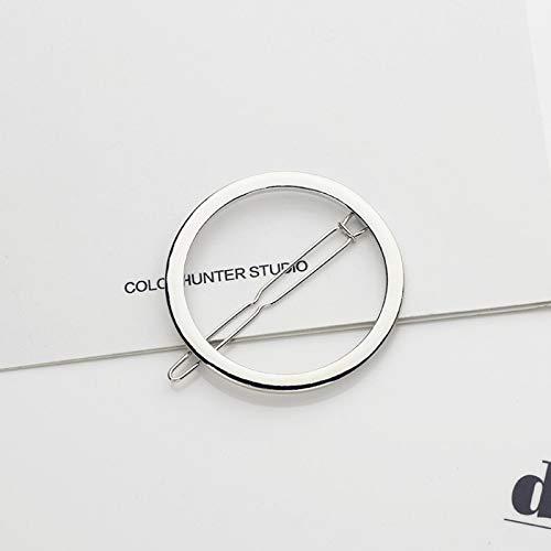 Retro Woman Geometric Gift Card issuers Hair pin