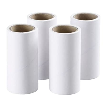 2XBastis Replacement Rolls for Lint Roller 4 Pieces