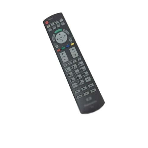 Replacement Remote Control Fit For Panasonic TH-37PWD8GK TH-37PR10 TH-50PM50U TH-42PW76UY Viera LCD LED PLASMA HDTV - Viera Bag