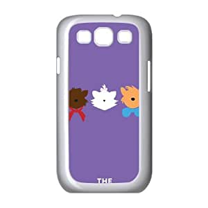 Aristocats Samsung Galaxy S3 9 Cell Phone Case White TPU Phone Case SY_767453