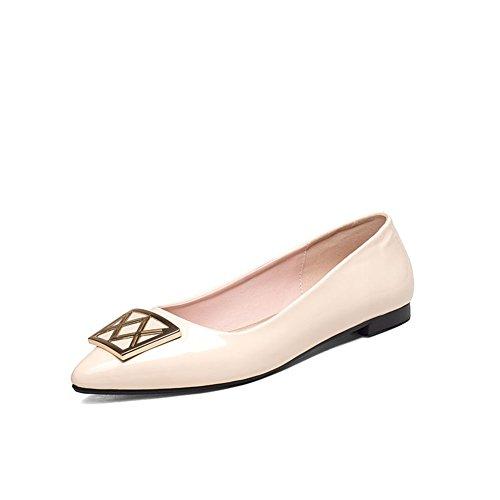 zapatos de moda de la mujer en la primavera/Asakuchi puntiagudos zapatos planos/Zapatos coreanos B