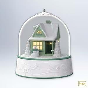 Hallmark 2012 Let it Snow Ornament
