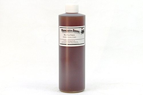 Minnesota Trapline Products Red Fox Urine - 16oz (Fox Urine)