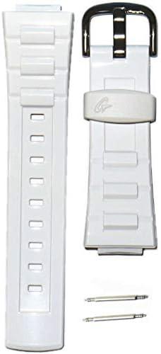 [カシオ][新品純正品]CASIO BGR-3000J, BGA-116,BGA-1100, BGA-110, BG-3000A 用 ベルト(バンド) +バネ棒付き