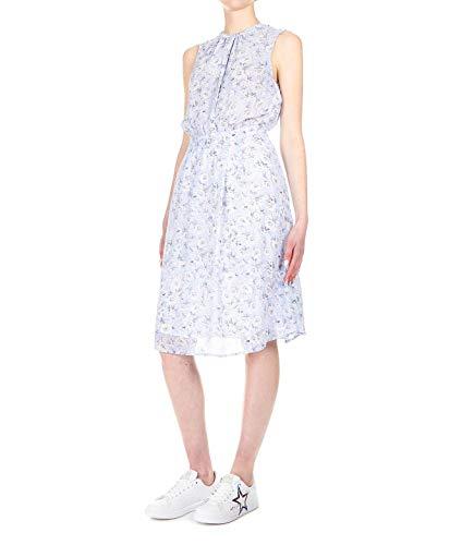 487c9f49f800 Silvian Heach Women s Pgp19237vefantasy Light Blue Polyester Dress