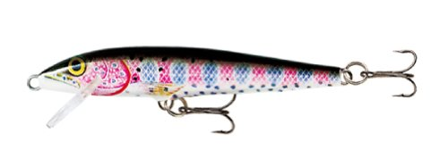 Rapala Original Floater 05 Fishing lure ( Fishing lure (Rainbow Trout, Size- 2) (Shallow Runner)