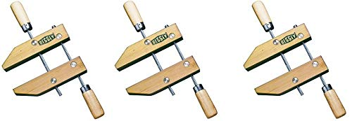Bessey HS-6 6-Inch Wood Handscrew Clamp (3-(Pack)) by Bessey (Image #2)