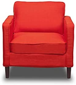 Sofas 2 Go S2G Hamilton Safron Arm Chair